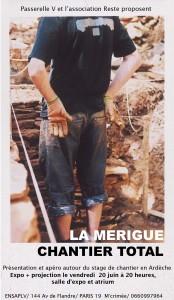 Visualisez le flyer La mérigue 2008